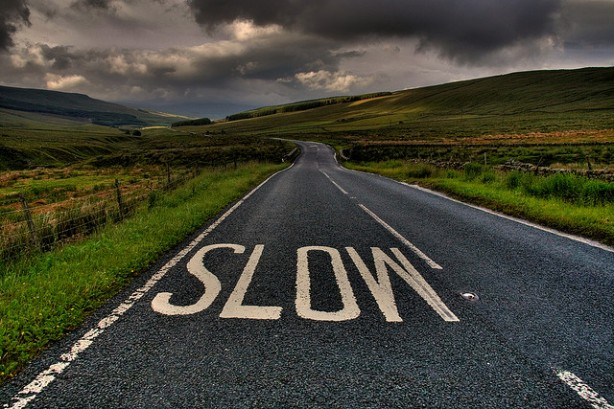 The Paramount Importance of Slowing Down in Small Business