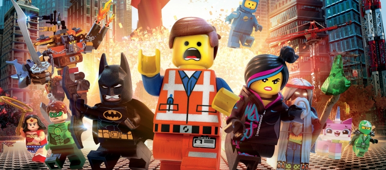 The Lego Movie: It's About Small Business Innovation