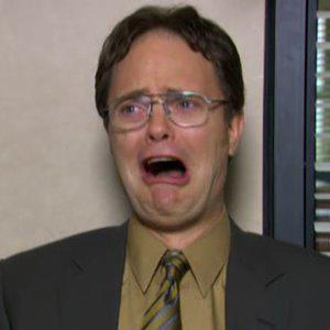 """<img src=""""Dwight Character from The Office"""" />"""