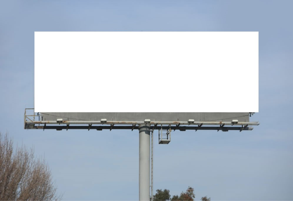 Street Sign Design Template